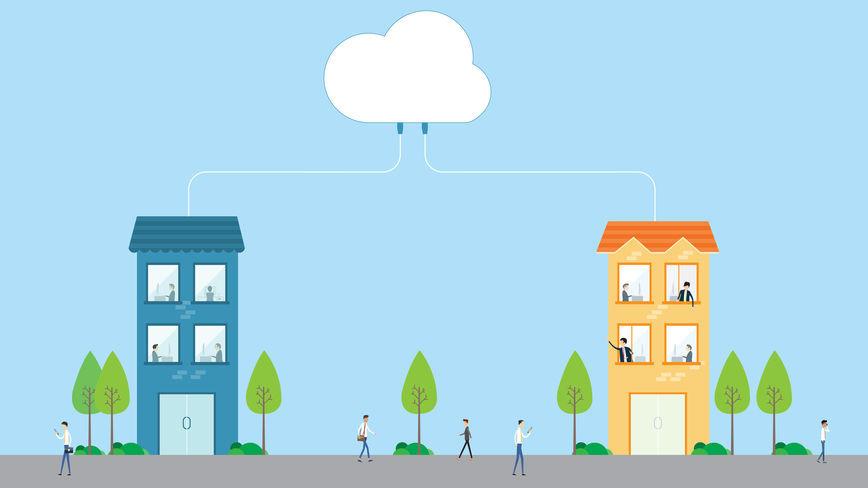 テレワーク(在宅勤務)環境で見積もり・請求業務をクラウド化するメリット